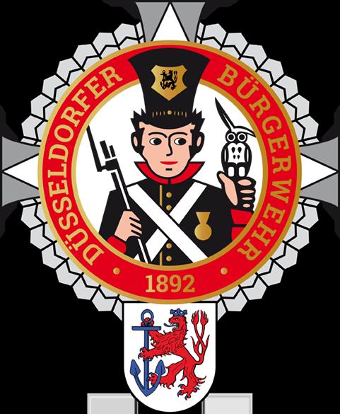 logo duesseldorfer buergerwehr